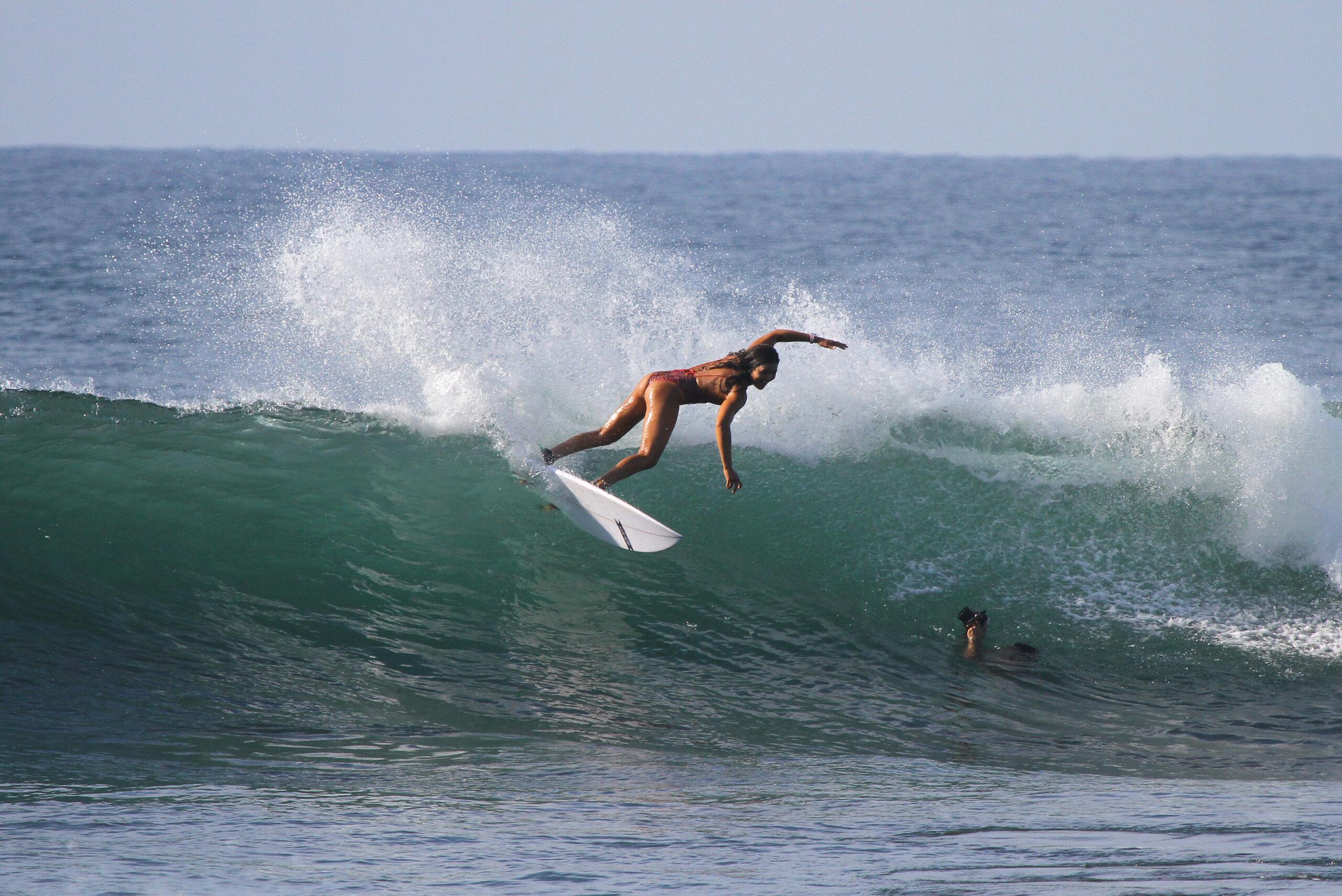 Playa los Cobanos El Salvador